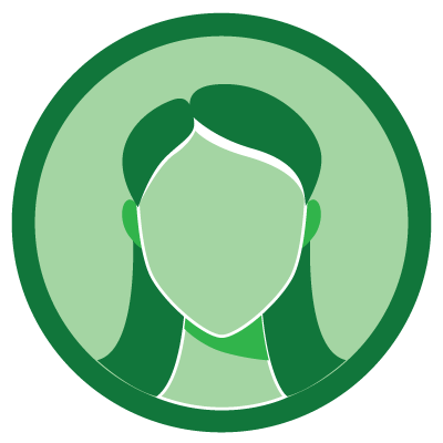 Person Icon - Female