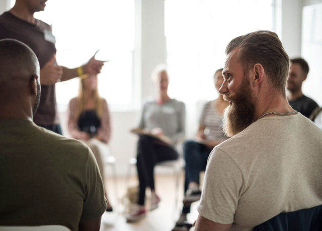group therapy for substance abuse disorder