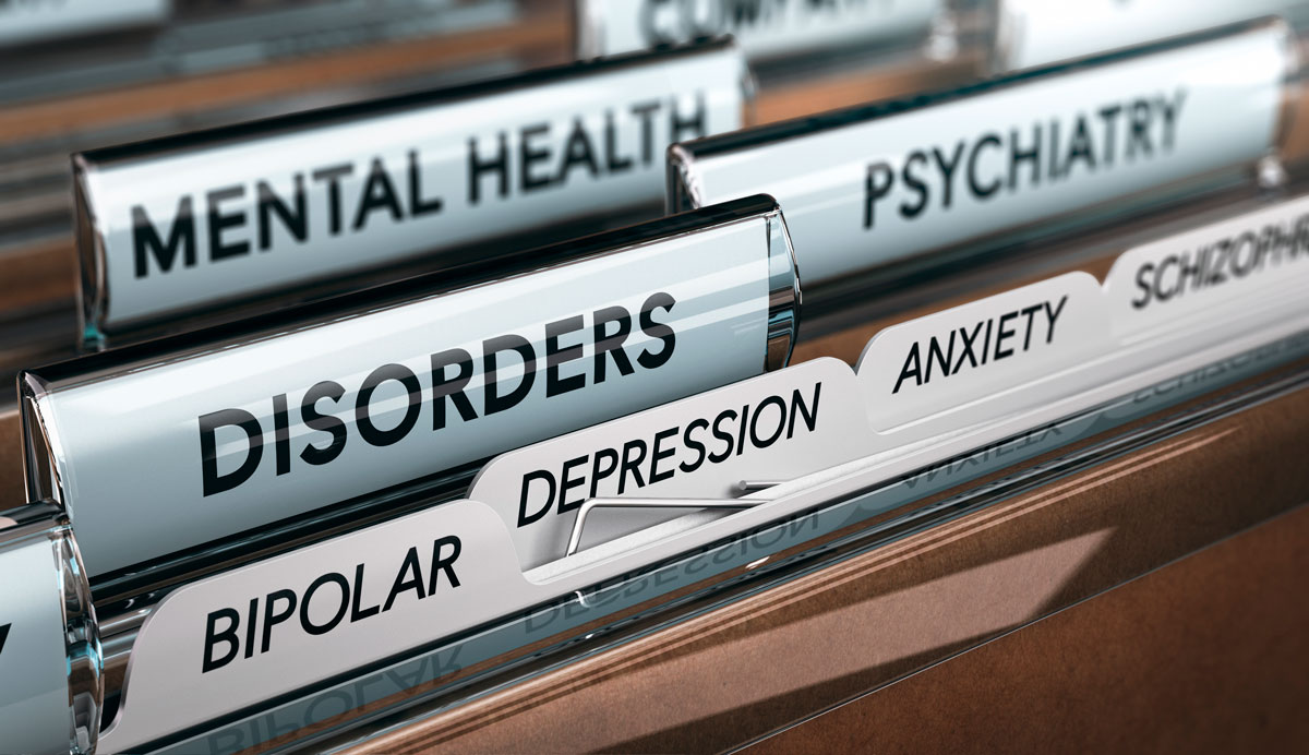 SUDs and Co-Occurring Mental Health Disorders
