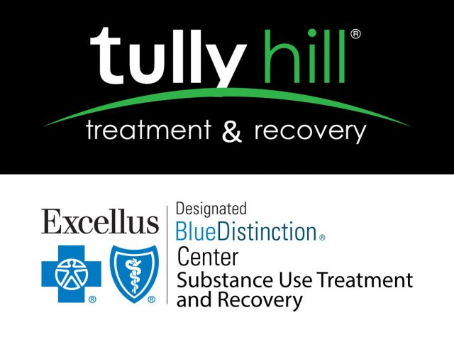 Tully Hill Treatment and Recovery Designated as a Blue Distinction® Center for Substance Use Treatment and Recovery