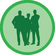 Group of three Icon